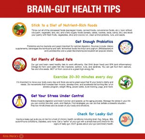 brain-gut connection health tips